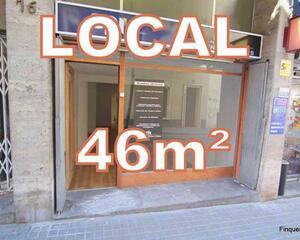 Local comercial en Sant Gervasi-Galvany, Sarrià Barcelona