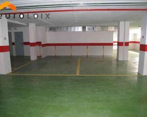 Garaje en Juzgados, Pueblo Levante Benidorm