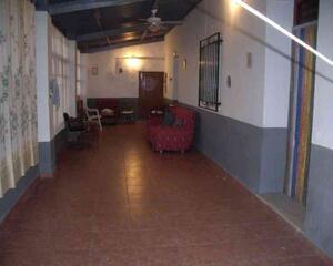 Casa con terraza en Cruz de Humilladero, Adra
