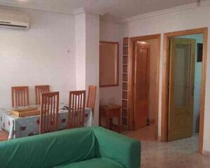 Apartamento con patio en Vistalegre, Norte Murcia