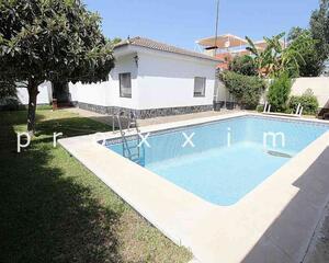 Casa con terraza en Santa Clara, Juan XXIII Sevilla