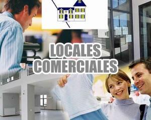 Local comercial en X, Polígono León