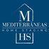 Mediterraneas home staging