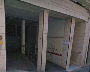 Garaje en Santa Rosa, Santa Cruz, Centro Alcoy