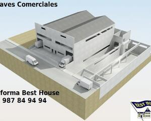 Nave Industrial en Santa Olaja de la Ribera, Villaturiel