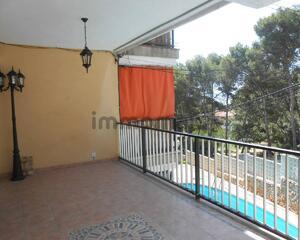Piso con jardin en Poal, Castelldefels