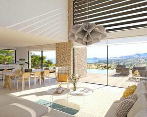 Villa lujoso en Benissa