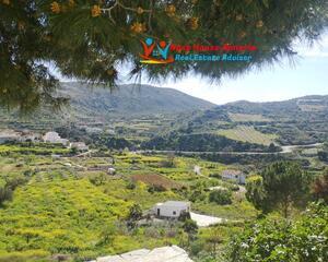 Casa rural con garaje en Albanchez