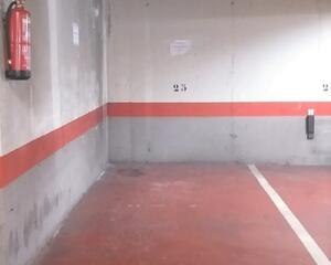 Garaje en Eixample, Via Europa Mataró