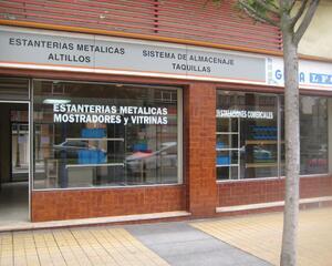 Local comercial de 2 habitaciones en Pumarín, Gijón