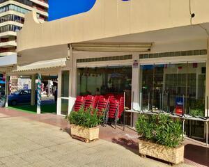 Local comercial en Avenida del Mediterraneo, Parque del Elche, Parque de L´aiguera Benidorm