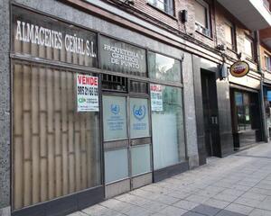 Local comercial en Vallobín, Oviedo