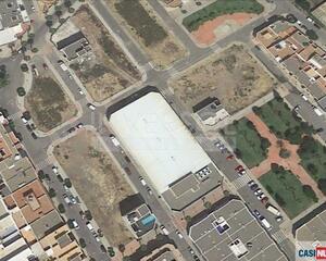 Solar en Consum-Centro Medico, Balerma