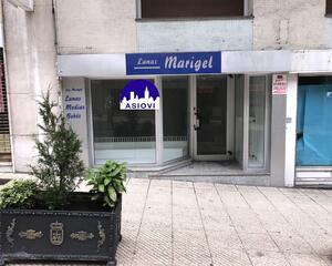 Local comercial de 2 habitaciones en Centro Civico, Centro Oviedo