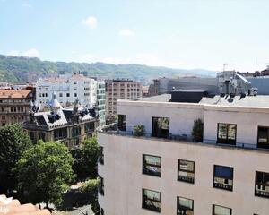 Piso con calefacción en Moyua, Abando Bilbao