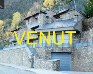 Chalet con calefacción en La Cortinada, Ordino
