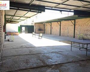 Solar en Estación Autobuses, Chipiona