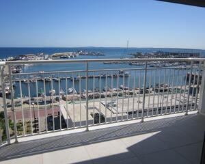 Piso con terraza en Puerto, Centro Santa Pola