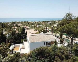 Villa con chimenea en Artola Alta, Este Marbella