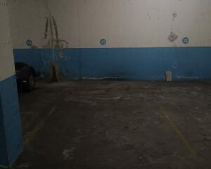 Garaje en Centro, La Llana Zamora