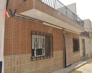Casa de 3 habitaciones en Centro, Casco Antiguo Águilas