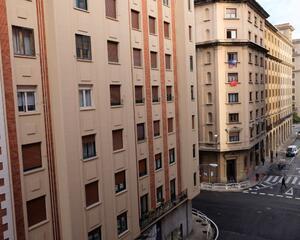 Piso con terraza en Segundo Ensanche, Pamplona