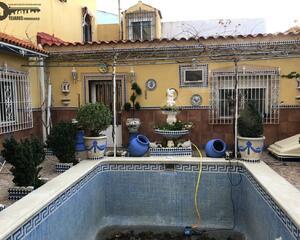 Casa con chimenea en Aguas Nuevas