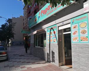 Local comercial en La Princesa, Heróes de Sostoa Málaga