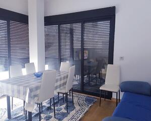 Apartamento amueblado en 2ªLinea de Playa, Garrucha