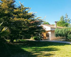 Villa con trastero en Serralba, Albatera