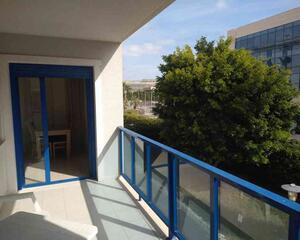Piso con piscina en Aguamarga, Benalua Alicante