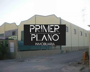 Nave Industrial de 1 habitación en Chinchilla de Monte-Aragon