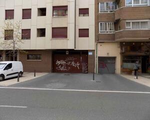 Garaje en Paseo Zorrilla, Valladolid