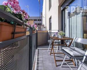 Piso con patio en La Creu Alta, Sabadell