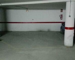 Garaje en Almansa