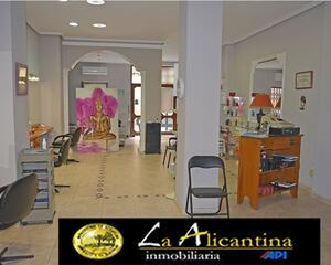 Local comercial con calefacción en Centro, Alicante