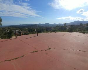 Finca con chimenea en Valtocado, Mijas