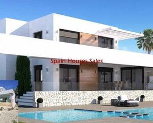 Villa con piscina en Santa Lucia, El Montgó Denia