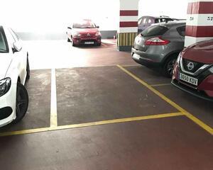 Garaje en Centro, Monte Alto A Coruña