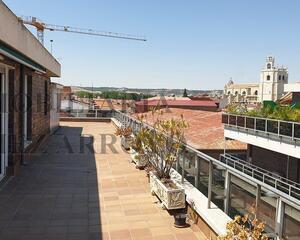 Ático con trastero en Centro, Palencia