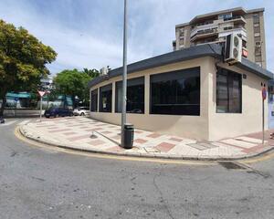 Local comercial en Cruz de Humilladero, Muelle de Heredia, Centro Málaga