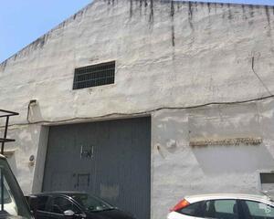 Nave Industrial en Santa Cristina, Ortega y Gasset Málaga