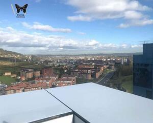 Ático con terraza en Huca, Oviedo