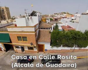 Casa con terraza en Centro, Alcalá de Guadaira