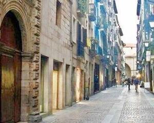 Piso de 2 habitaciones en Casco Viejo, Bilbao