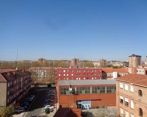 Piso con terraza en Paseo Zorrilla, Valladolid