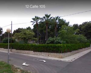 Terreno en La Cañada, La Vallesa, Valterna Paterna