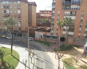 Piso de 3 habitaciones en Ronda Norte, Centro Murcia
