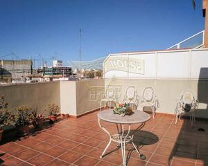Ático de 3 habitaciones en Benimaclet, Valencia