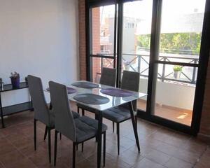 Ático de 2 habitaciones en Benalua, Centro Alicante